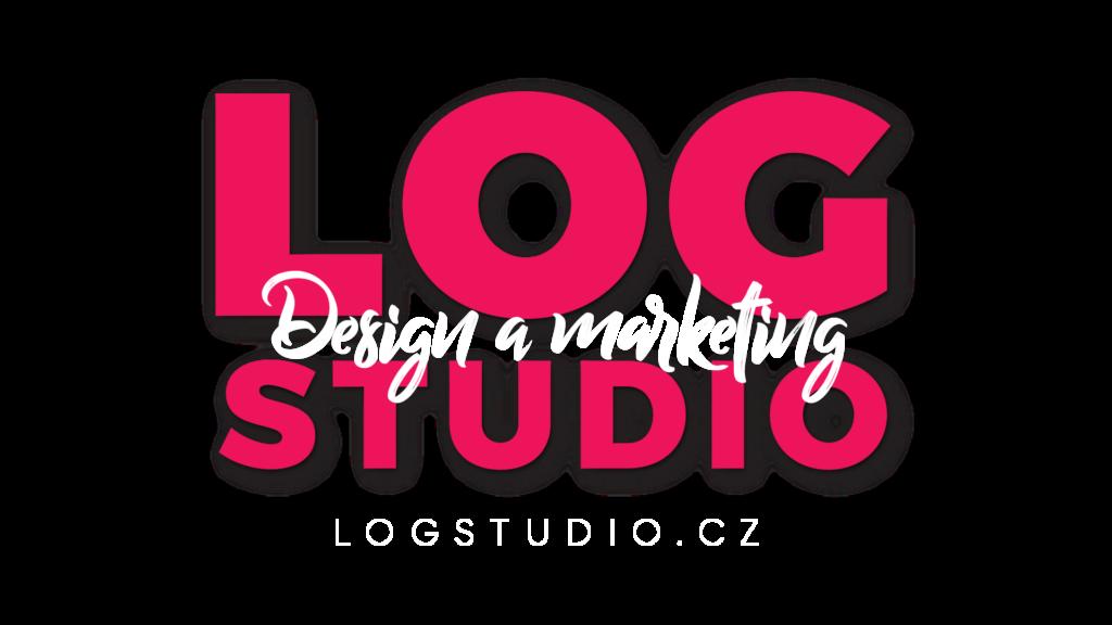 Logo - LOGstudio - grafické práce a webové stránky